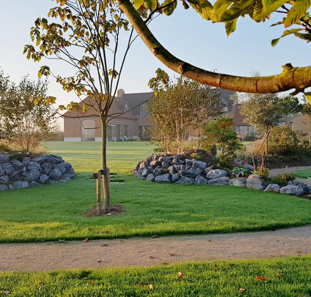 jardins particuliers