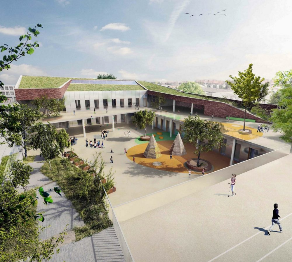 Groupe scolaire Tourcoing