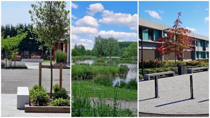 Agence architecture du paysage Lille